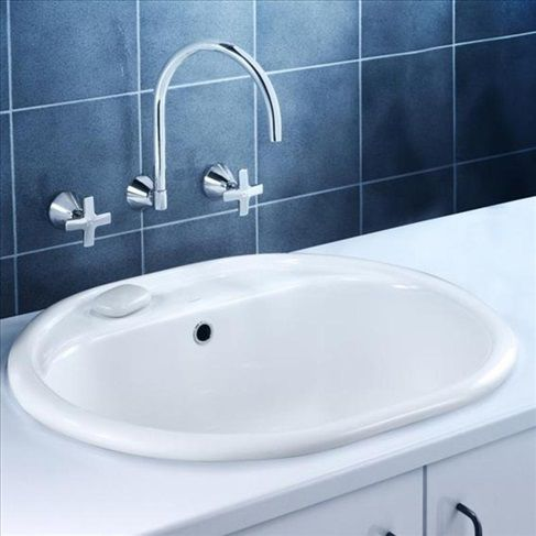 Ceramic Laundry Tub : Laundry Troughs Bathroom Renovations Perth