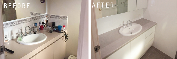 before after-ensuite