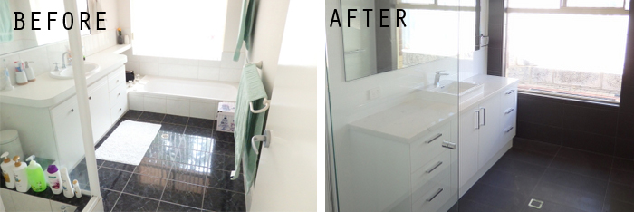 before and after-bathroom