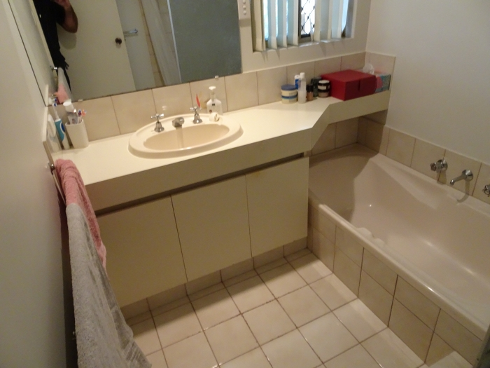 Lin d bathroom bathroom renovations perth for Bathroom renovations 3d