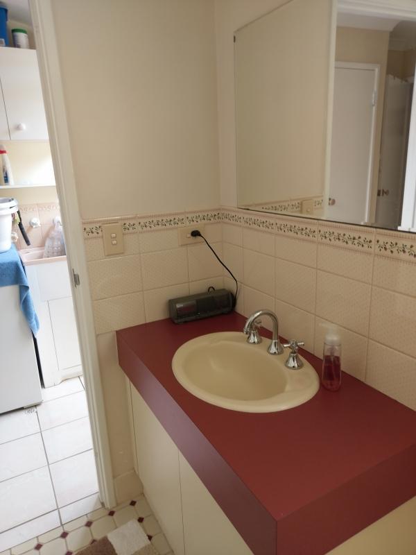 Brian bev p bathroom bathroom renovations perth for Bathroom renovations 3d