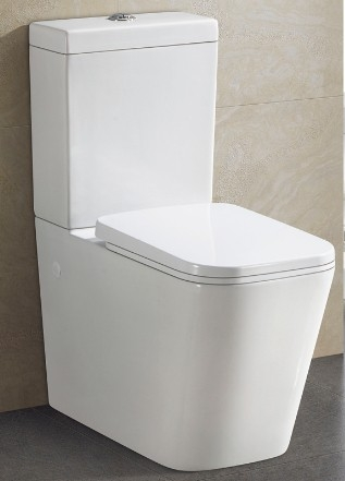 Santini Sultan Back To Wall Toilet Suite Sn Sul003s